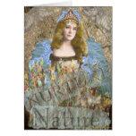 Nurture nature notecard greeting card