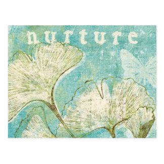 Nurture Nature Postcard