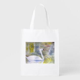 Nurture Nature Grocery Bag