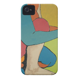 Nurturing - Abstract Art iPhone 4 Covers