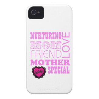 Nurturing Mom, special Mother iPhone 4 Case-Mate Case