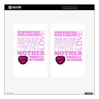 Nurturing Mom, special Mother Kindle Fire Skins