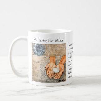 Nurturing Possibilities Classic White Coffee Mug