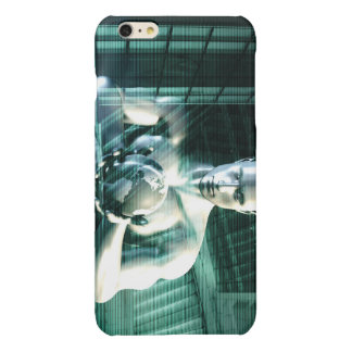 Nurturing Technology and Funding Startups Industry Glossy iPhone 6 Plus Case