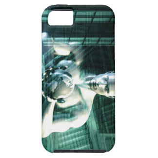 Nurturing Technology and Funding Startups Industry iPhone SE/5/5s Case