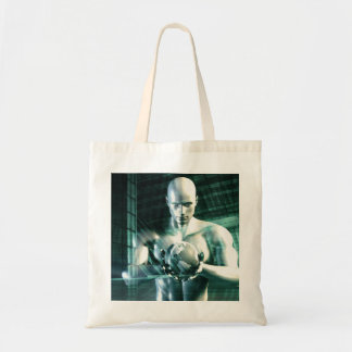 Nurturing Technology and Funding Startups Industry Tote Bag