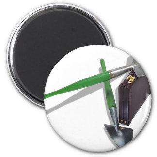 NurturingBusiness091810 2 Inch Round Magnet