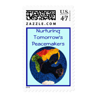 NurturingTomorrow's Peacemakers US Postage Stamp