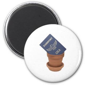 NurturingTravel062709 Fridge Magnets