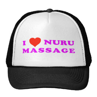 Nuru Massage.png Trucker Hat