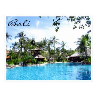 nusa dua resort postcard