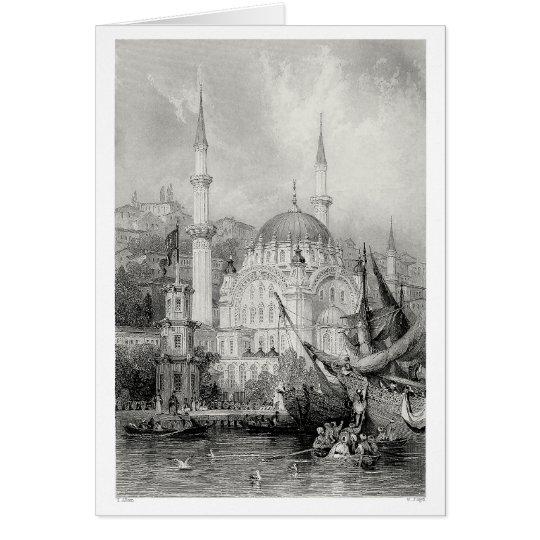 Nusretiye Mosque Card