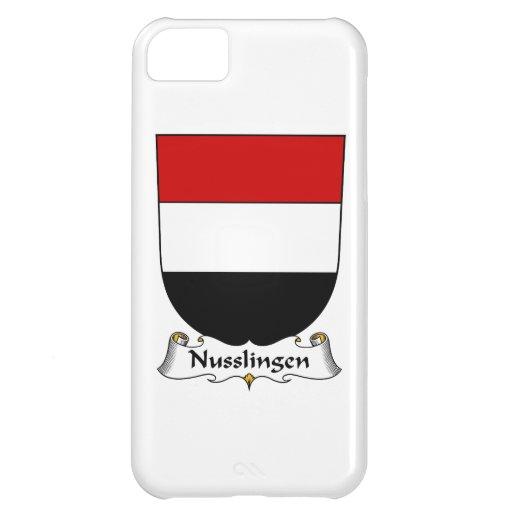 Nusslingen Family Crest Cover For iPhone 5C