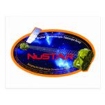 NuSTAR (arsenal espectroscópico nuclear del telesc Tarjeta Postal