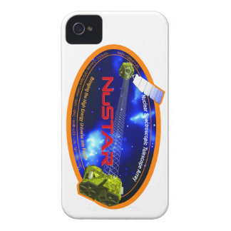 NuSTAR (Nuclear Spectroscopic Telescope Array) Case-Mate iPhone 4 Case