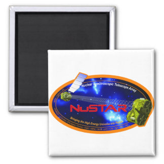 NuSTAR (Nuclear Spectroscopic Telescope Array) Magnet