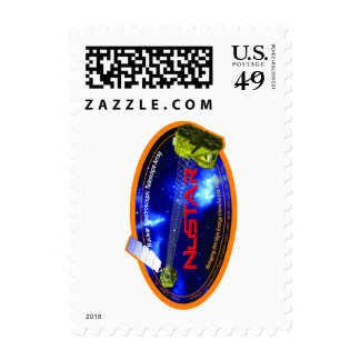 NuSTAR (Nuclear Spectroscopic Telescope Array) Postage Stamps