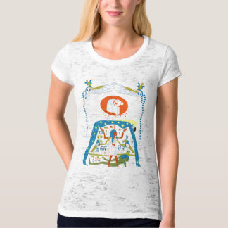 Nut and Geb T-shirt