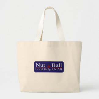 Nut Ball 2012 Large Tote Bag