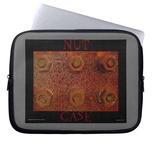 Nut Case Electronics Bag Computer Sleeve