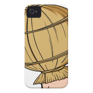 Nut English story Mito Ibaraki Yuru-chara Case-Mate iPhone 4 Case