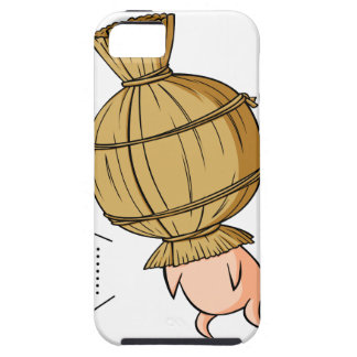 Nut English story Mito Ibaraki Yuru-chara iPhone SE/5/5s Case