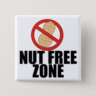 Nut Free Zone Button