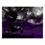 Nut - Goddess of Night Poster