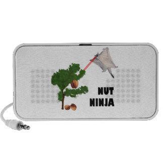 Nut Ninja Portable Speaker