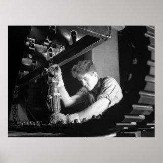 Nut Removal: 1941 Print