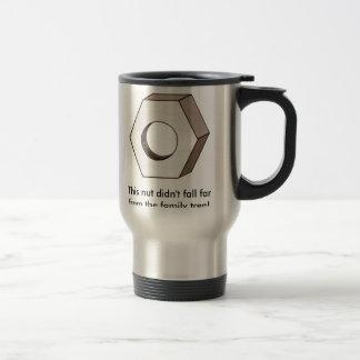 Nut Travel Mug