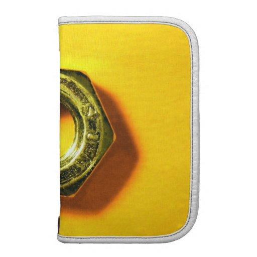 Nut Yellow Planner