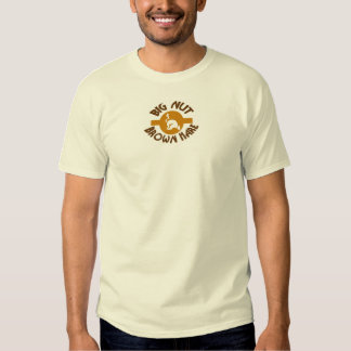 nutbrown1 t-shirt