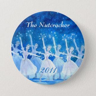 Nutcracker 2011 Commemorative Button