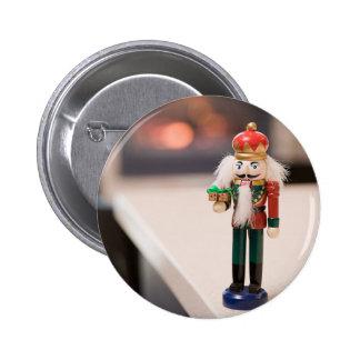 Nutcracker Button