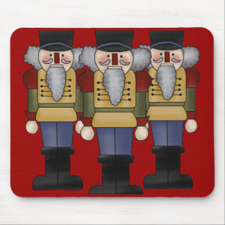 Nutcracker Christmas Mousepad
