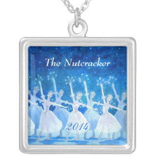 Nutcracker Commemorative Necklace