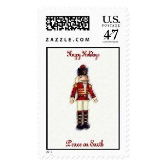 Nutcracker for Peace Postage Stamp