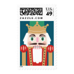 Nutcracker Holiday Postage Stamps
