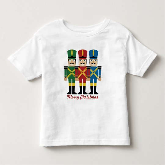 Nutcracker Holiday Tee Shirt
