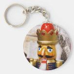 Nutcracker Keychain