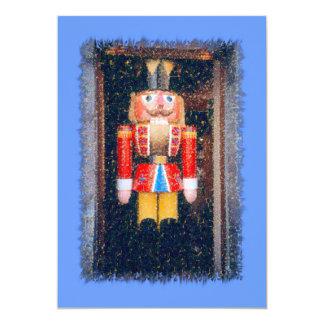 """NUTCRACKER"" (photog. digital manip) 5x7 Paper Invitation Card"