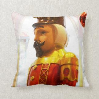 Nutcracker Pillows