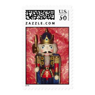 Nutcracker Postage Stamp
