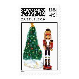 Nutcracker Postage Stamps