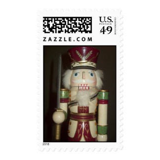 Nutcracker Postage Stamps