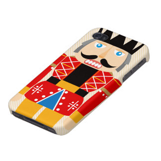 Nutcracker Soldier - Lovely and Cute iPhone 4 Case