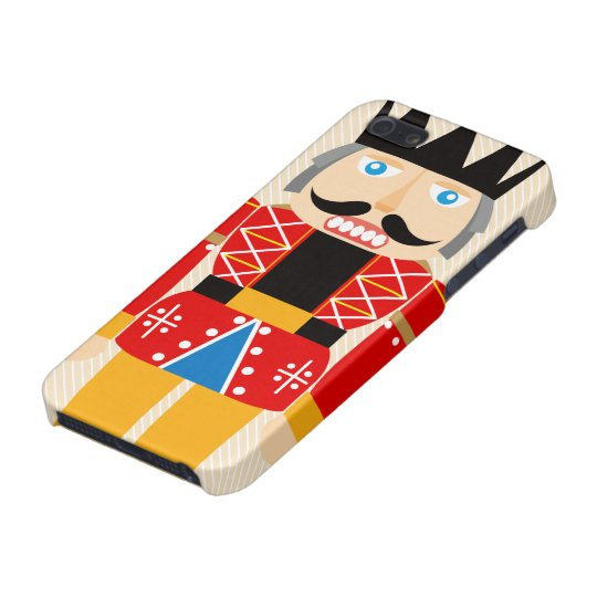Nutcracker Soldier - Lovely and Cute iPhone SE/5/5s Cover