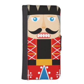 Nutcracker Soldier - Lovely and Funny Phone Wallet Case