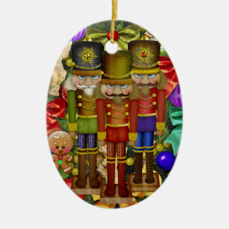 Nutcracker - SRF Ceramic Ornament